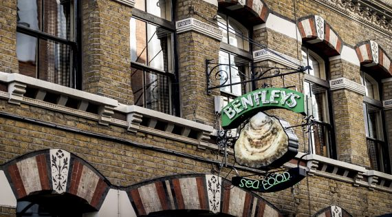 London Oyster Week – 21st to 29th April