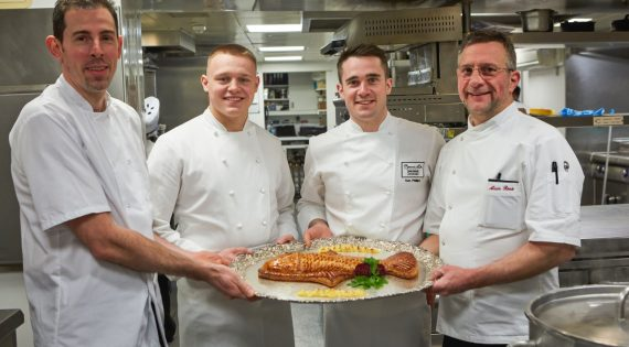 Top Chefs celebrate the legacy of Paul Bocuse