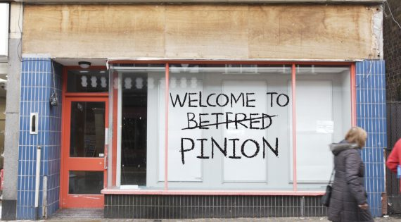 Pinion is the fastest funded food project in the UK