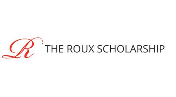 Roux Scholarship 2019