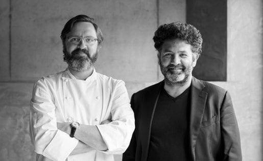 Chef Jonny Lake and Master Sommelier Isa Bal to open new restaurant at London Bridge