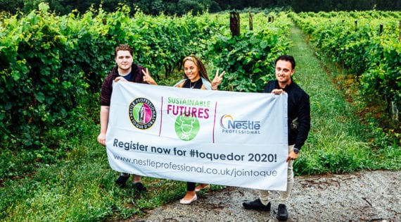 Registrations open for Nestle Professional®Toque d'Or®2020