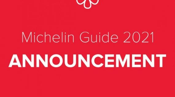 The MICHELIN Star Revelation Great Britain and Ireland 2021 will be held on January 25, 2021